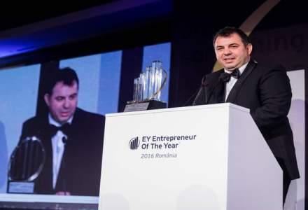 (P) Antreprenorul Cristian Covaciu reprezinta Romania in finala EY World Entrepreneur Of The Year 2017, la Monte Carlo