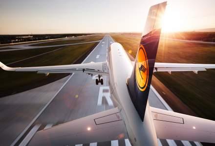 Lufthansa lanseaza zboruri directe intre Frankfurt si orasele Cluj si Timisoara