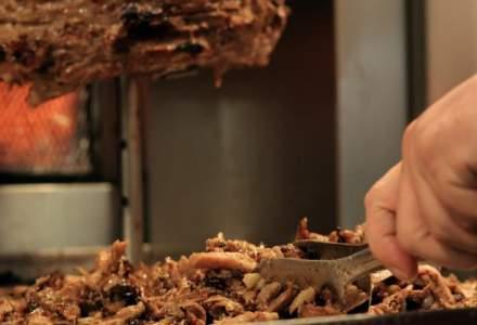 Restaurantele care vand saorma sau kebab au avut rezultate mai slabe in 2016