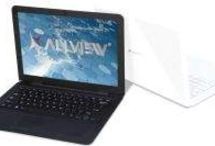 Brasovenii de la Visual Fan lanseaza un laptop care costa 1.200 de lei