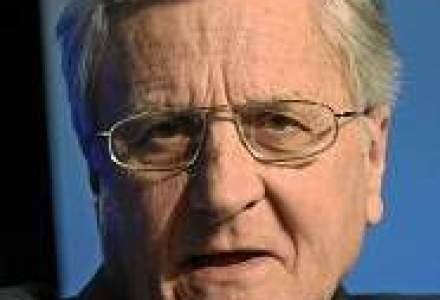 """Inainte sa predea stafeta, Trichet vrea """"un nou concept de suveranitate"""" in zona euro"""