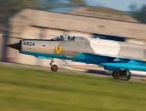 Un avion militar s-a prabusit...