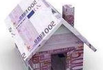 BNR: Finantarea creditului pentru locuinte este mentinuta de imprumuturile in valuta