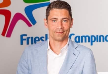 FrieslandCampina, producatorul Napolact, a bifat din nou profit anul trecut dupa cinci ani de pierderi