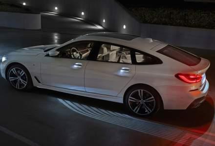 BMW aduce pe piata un nou model, Seria 6 Gran Turismo