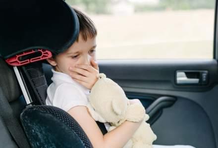 """Semnal de alarma: """"In masina se respira un aer de pana la 12 ori mai poluat decat in afara ei"""""""