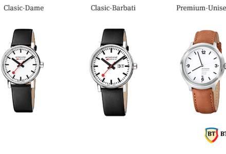 Banca Transilvania lanseaza primul ceas contactless din bankingul romanesc. Cat costa noul dispozitiv de plata
