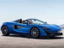 Noul McLaren 570S Spider...