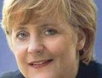 Merkel, elogiata de presa si...