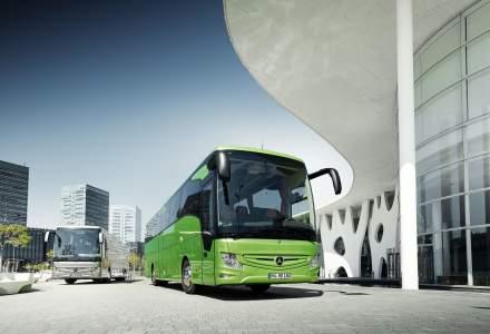 Mercedes-Benz lanseaza noul autocar Tourismo RHD