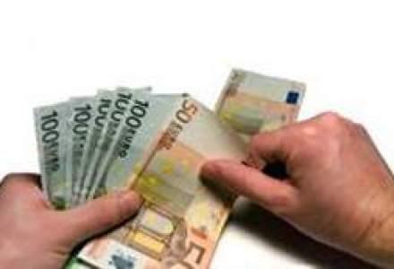 Doua banci au imprumutat 406,7 mil. de la BNR pentru o saptamana