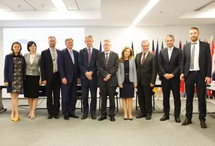 Acord ISTORIC: 540 milioane euro disponibile pentru IMM-urile romanesti. 5 banci au semnat acordurile de garantare pentru initiativa europeana de sustinere a acestui segment