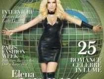 Elena Udrea, pe coperta...