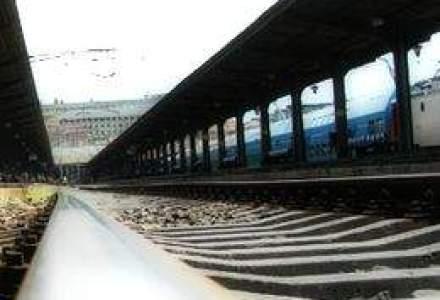 CFR vrea sa inchirieze 1.600 km de cale ferata. Vezi aici ce linii sunt disponibile