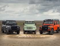 Land Rover Defender este tot...