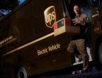 UPS vrea in flota mai multe...