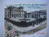 Palatul Stirbey Buftea, prima...