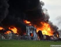 UPDATE Incendiu in Balotesti:...