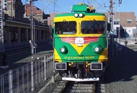 Transcarpatic, primul tren de lux din Romania cu dusuri si gustari si bauturi la bord: cat te costa sa ajungi in Constanta, Brasov sau Arad