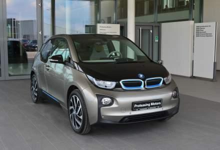Proleasing Motors a devenit reprezentant al gamei BMW i