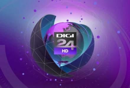 Probleme financiare la Digi24? Cu ce se confrunta televiziunea