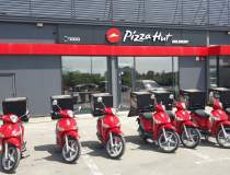 Pizza Hut Delivery a deschis...