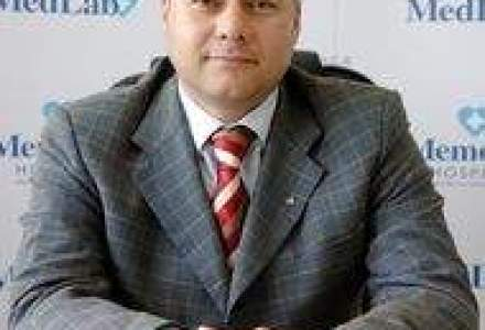 Marcu, MedLife: Antreprenoriat inseamna sa creezi locuri de munca, nu sa faci tranzactii cu terenuri