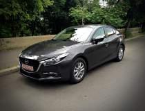 Test drive cu Mazda3 facelift...
