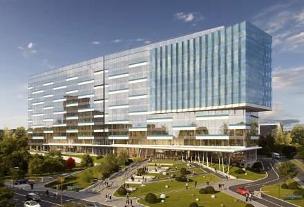 Skanska incepe constructia Equilibrium, cel mai nou proiect de cladiri de birouri din zona Barbu Vacarescu - Floreasca. Investitia se ridica la circa 37 mil. euro