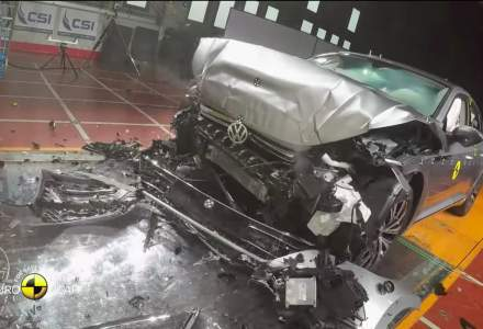 Sapte modele noi de masini, testate de Euro NCAP: cat de sigure sunt in caz de accidente