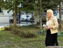 Elena Udrea face plangere...