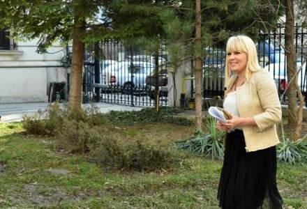 Elena Udrea face plangere la CSM impotriva sefei DNA
