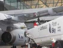 Lufthansa va zbura pe ruta...