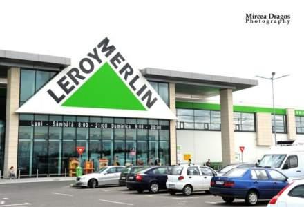 Leroy Merlin ajunge la o retea de 16 magazine, dupa ce deschide inca unul in Oradea