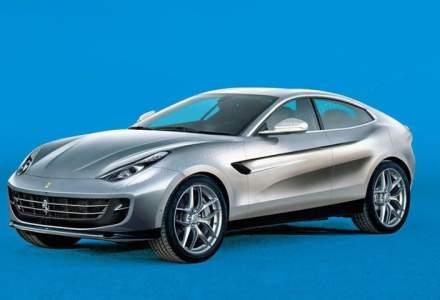 Ferrari lanseaza primul crossover in 2021