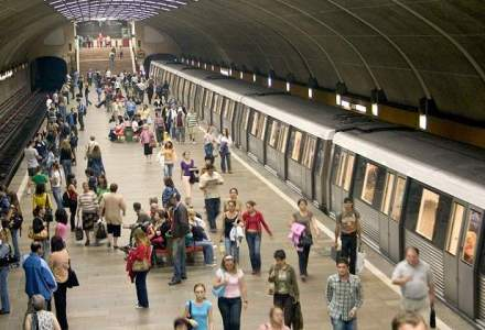 Lucrari la instalatiile de taxare din alte 11 statii de metrou, din 19 iulie