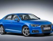 Doua modele Audi, scoase de...