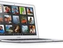Apple lucreaza la un laptop...