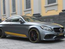 Mercedes-AMG C63 S Coupe...