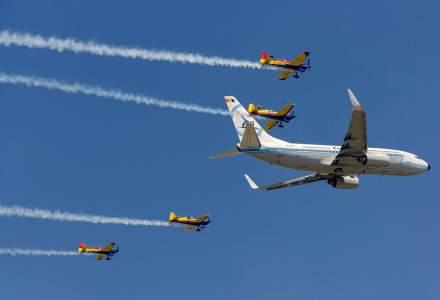 Peste 100 de aeronave vor face show aerian la Bucuresti