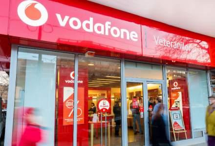 Cu cat au crescut veniturile Vodafone in trimestrul doi