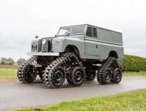 Cum arata modelul Land Rover...