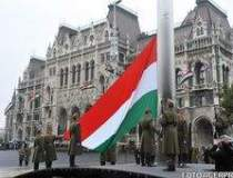 Ungaria e in flacari!...