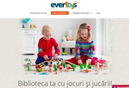 Netflix-ul jucariilor: Cum functioneaza Evertoys, business inedit de jucarii