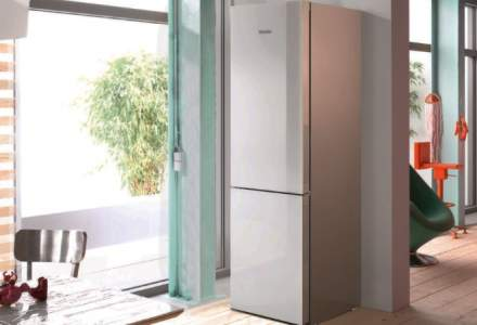 Miele si-a dublat vanzarile de frigidere in prima jumatate din 2017