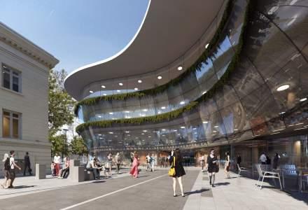 NEPI Rockcastle a finalizat lucrarile proiectului de birouri Aviatorilor 8, situat chiar langa Guvern: cum arata ansamblul de 37 mil. euro