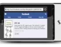 Primul telefon Facebook apare...