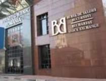 Bursa a inchis in scadere