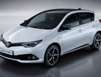 Toyota Romania lanseaza Auris...