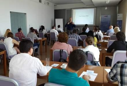 (P) Management, leadership si vanzari, cu Train Your Brain, in august la IAKI Mamaia